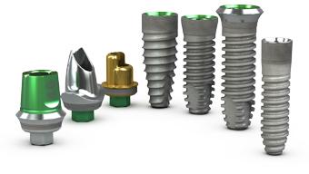 BioHorizons implantų sistema